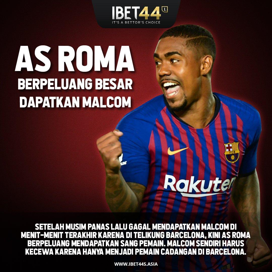 Roma sendiri kabarnya masih memiliki hubungan yang baik dengan pihak Malcom dan mereka kabarnya sudah meyakinkan sang pemain untuk pindah ke Italia sebelum akhir bulan ini.  #beritabola #malcom #barcelona #roma #romanisti #barca #ligaitalia #ligaspanyol #ibet44 #bandarbola