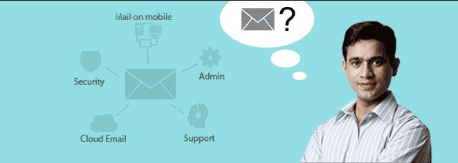Choosing your business email service