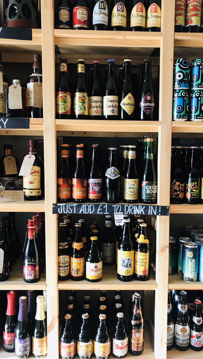 A ridiculous 25% OFF all Belgian beers (take home only) this January #tryanuary #poynton<br>http://pic.twitter.com/78oCzJGbAG