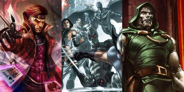 ⚠️'X-Force', 'Gambito' y 'Dr. Doom', ¿canceladas?: https://www.ecartelera.com/noticias/x-force-gambito-dr-doom-canceladas-51612/ … vía @ecartelera   #Xforce #Gambit #DrDoom #Marvel