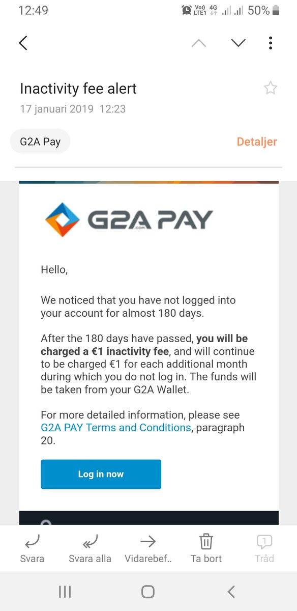 g2a pay customer service