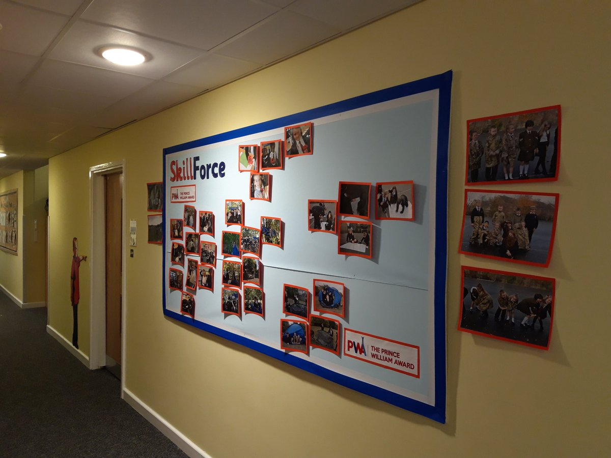 Moredon year 4 finishing of the skillforce board #SkillForce #Moredon  will miss this class