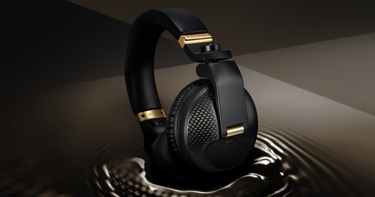 03e972f6902 Pioneer DJ is only releasing 1000 pairs of these Ltd Edition HDJ-X10C  Headphones worldwide. Certainly not a pair of headphones you would want to  leave ...