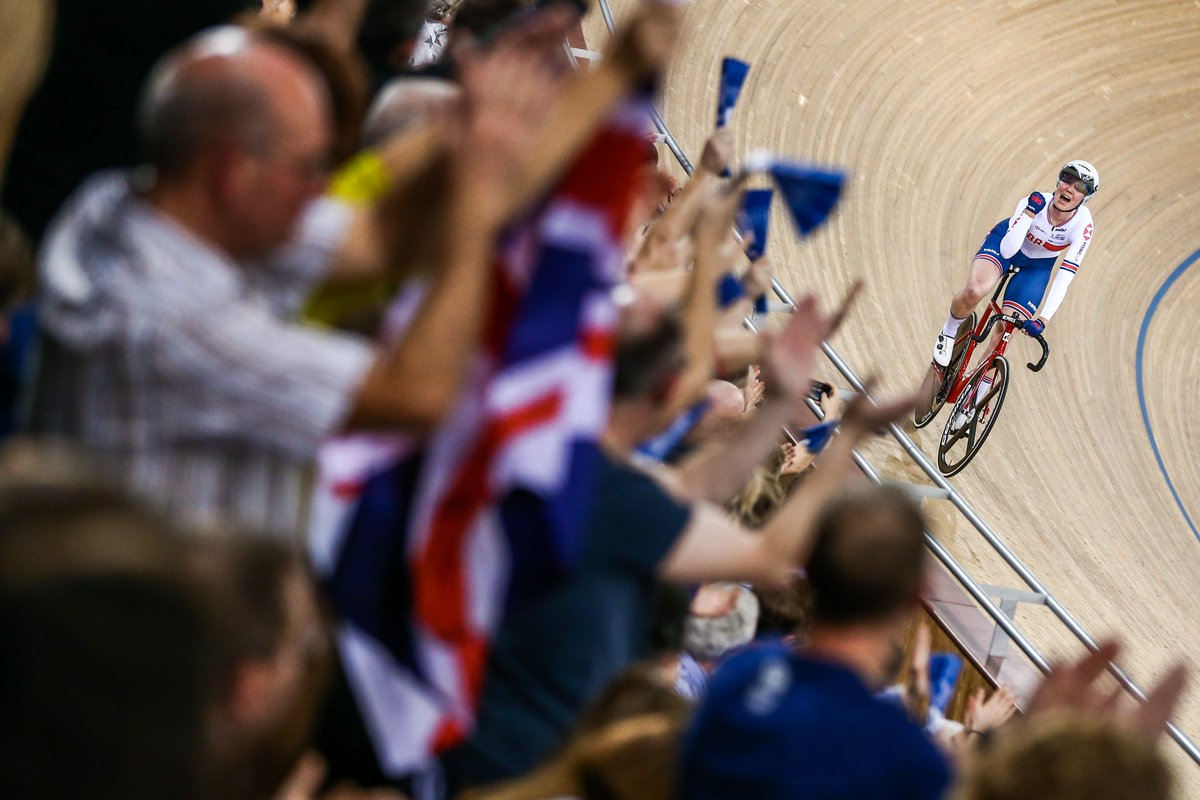 🏴NEXT STOP GLASGOW 🏴  Have you heard? Glasgow's Sir Chris Hoy Velodrome will host the second round of the #TissotUCITrackWC between November 8-10!  Register to be first in the queue for tickets before they go on sale to the general public! http://bit.ly/NextStopGlasgow #Tokyo2020