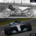 #110YearChallenge 😉 Which Mercedes are you taking for a spin?