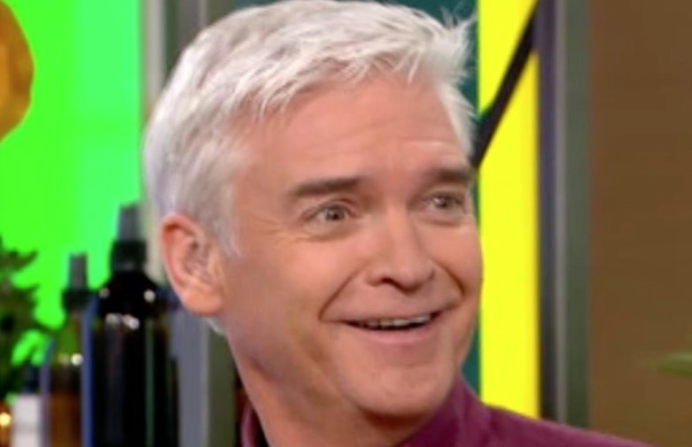Phillip Schofield fears he's 'high' ahead of afternoon of work after testing CBD #ThisMorning https://t.co/HIAsIkmjCf