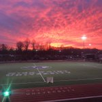 Another beautiful morning for some lacrosse. #GoHPU #morninglax