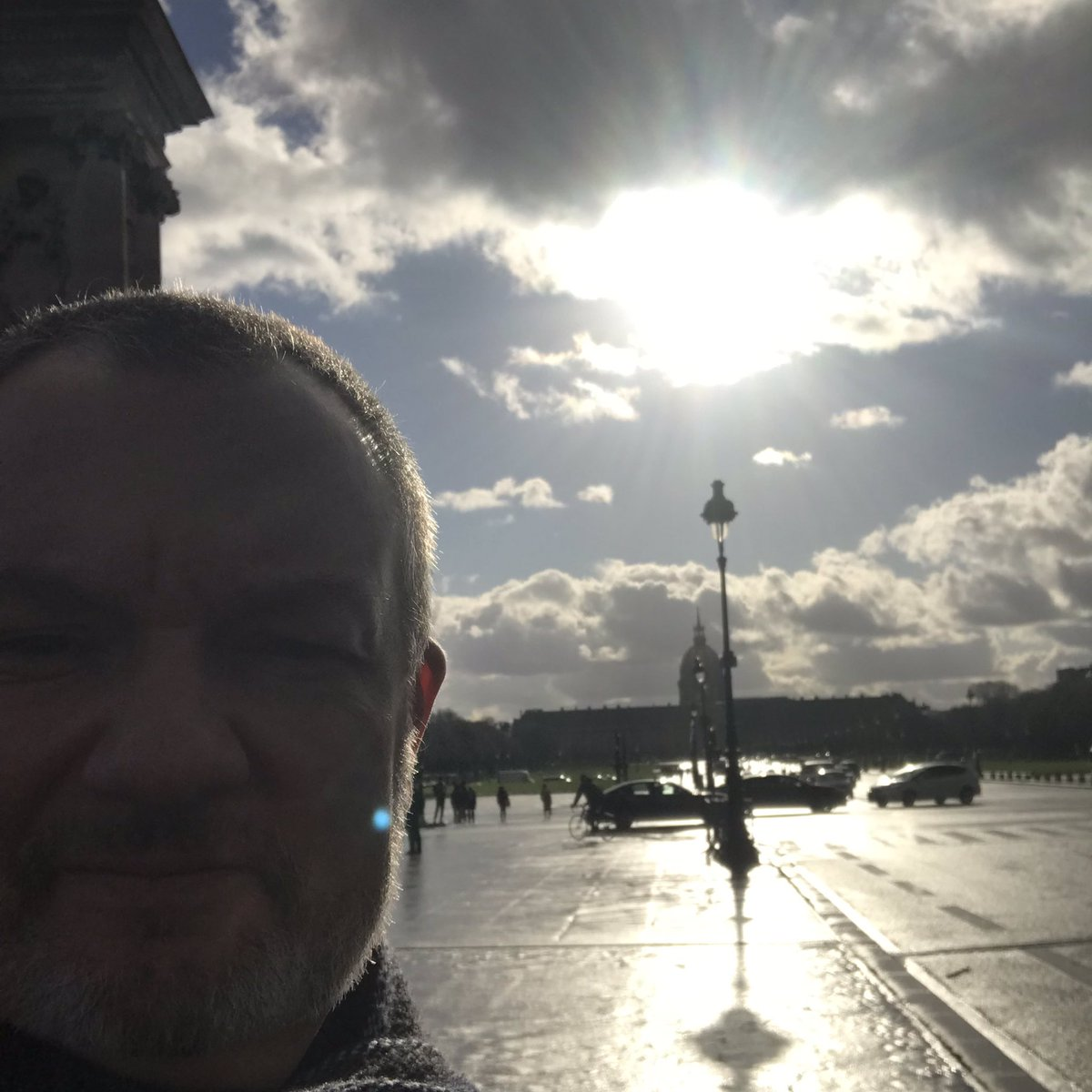Sunshine!! Lifts the spirits like nothing else! #paris #soleil #bonheur