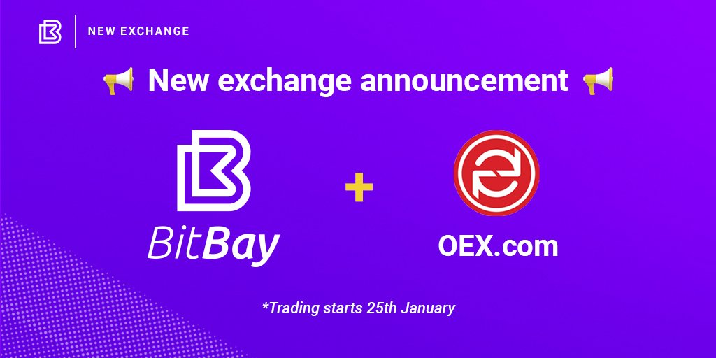 when oex cryptocurrency market start trading tron