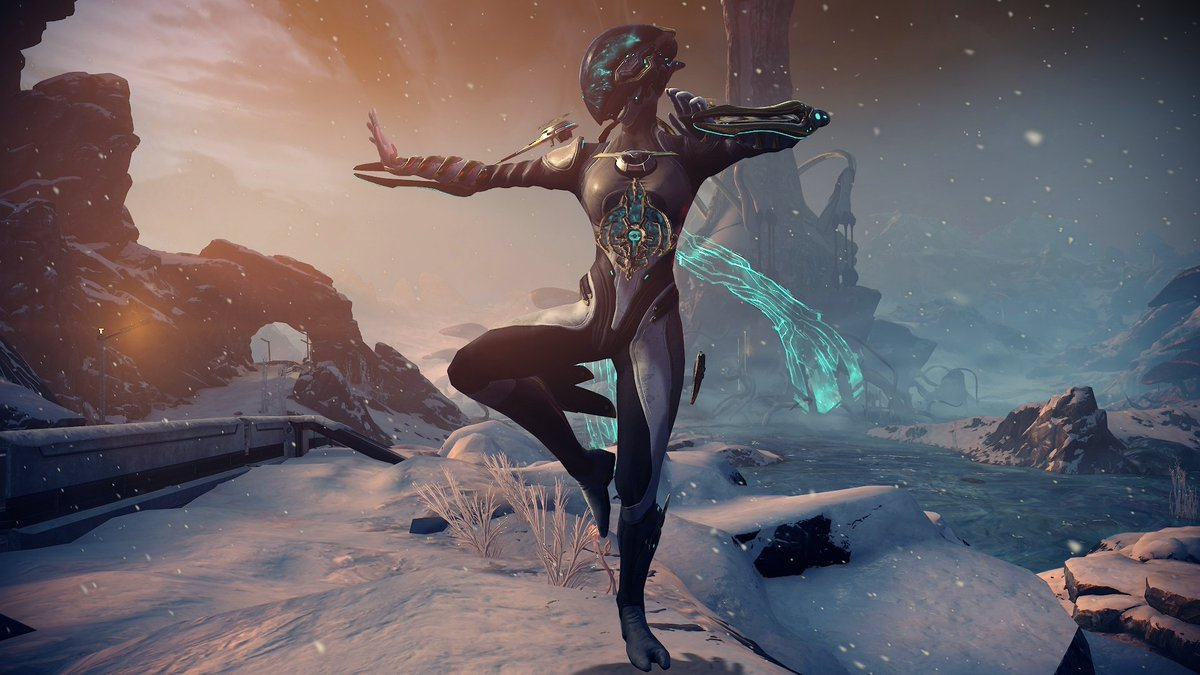 RT @juli3n45: 𝔗𝔥𝔢 𝔭𝔯𝔢-𝔴𝔞𝔯 #Mag #Captura #Warframe #Fortuna https://t.co/xIAVLxGcmH