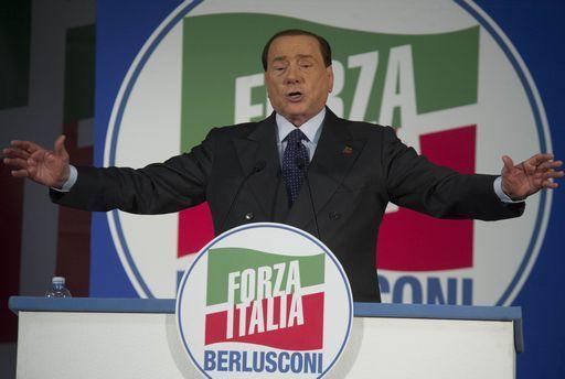 #Berlusconi si candida alle elezioni europee https://t.co/jx5bDSWolG