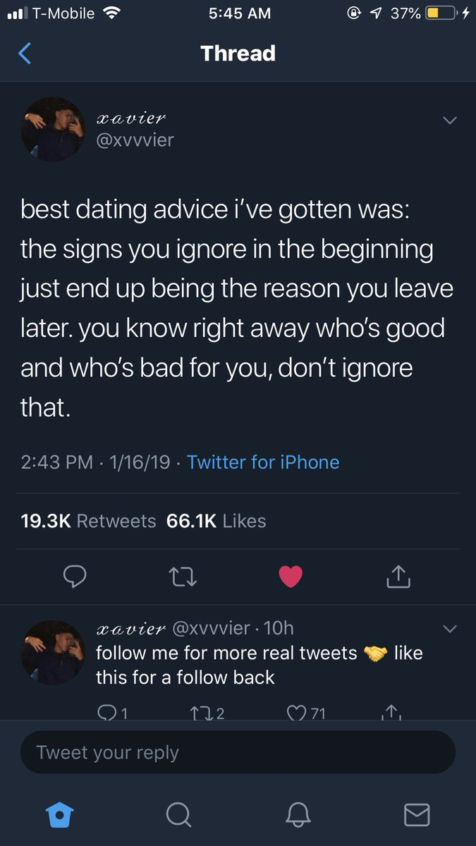 the best dating advice ever