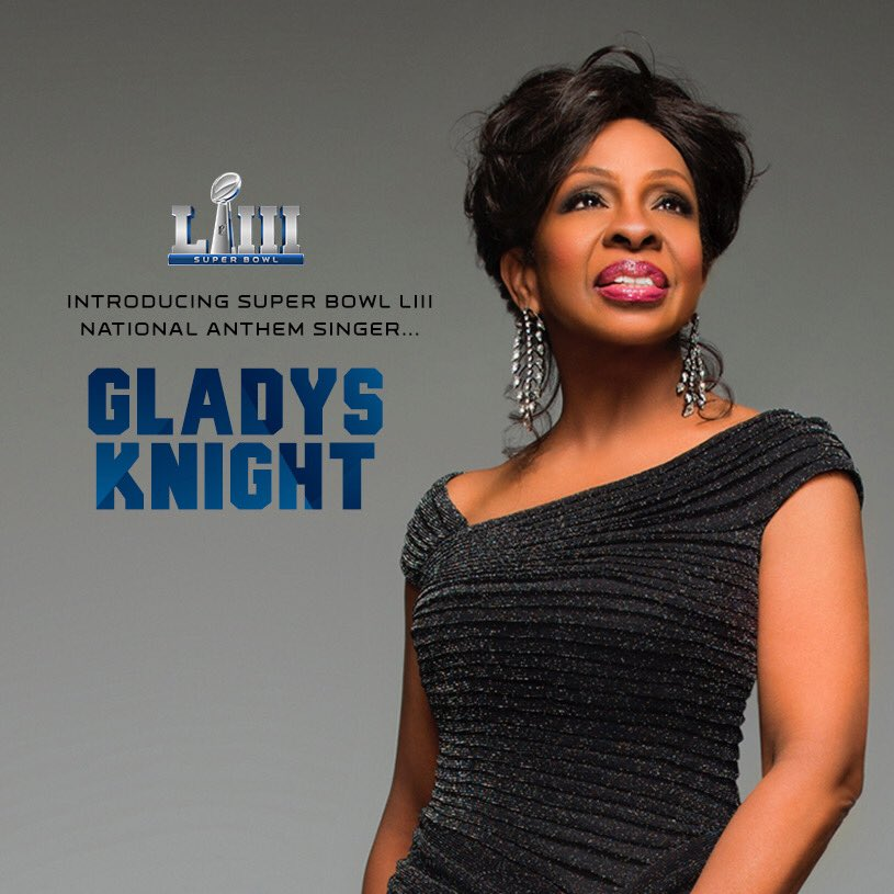 Gladys Knight speaks out about Colin Kaepernick and why she's singing at the Super Bowl
