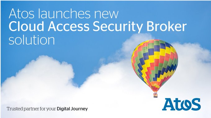 Discover the Cloud Access Security Broker #CASB solution using @McAfeeSkyhigh. It's a...
