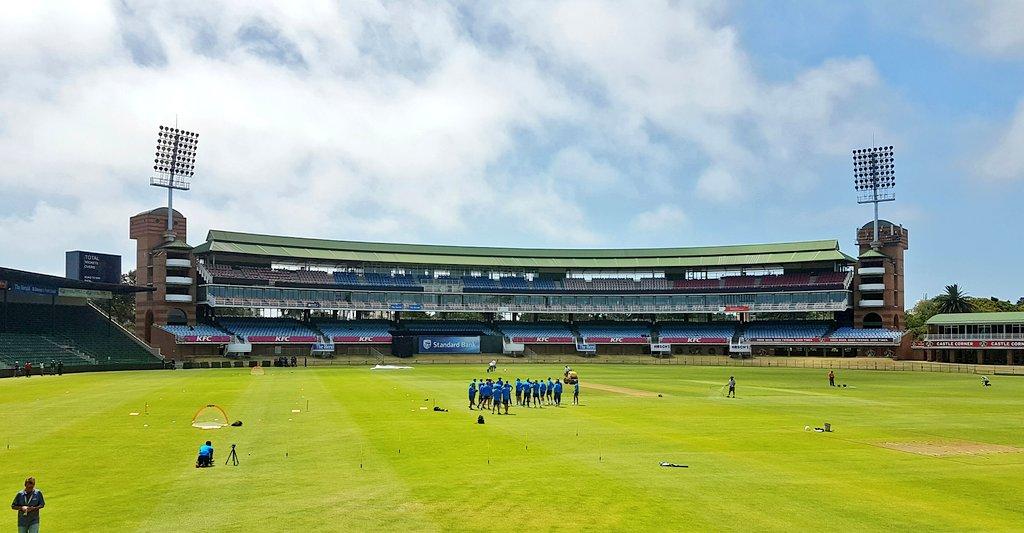 Looking good Port Elizabeth 👌🇿🇦🇵🇰 #SAvPAK https://t.co/DZx8okeaKs