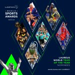 Here are the Laureus World Team of the Year nominations in full #Laureus19