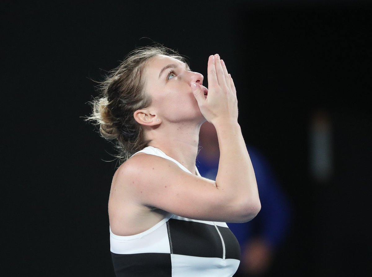 What a second round! @Simona_Halep , @serenawilliams and more in 📷 GALLERY >>> wtatenn.is/yqThcv #AusOpen