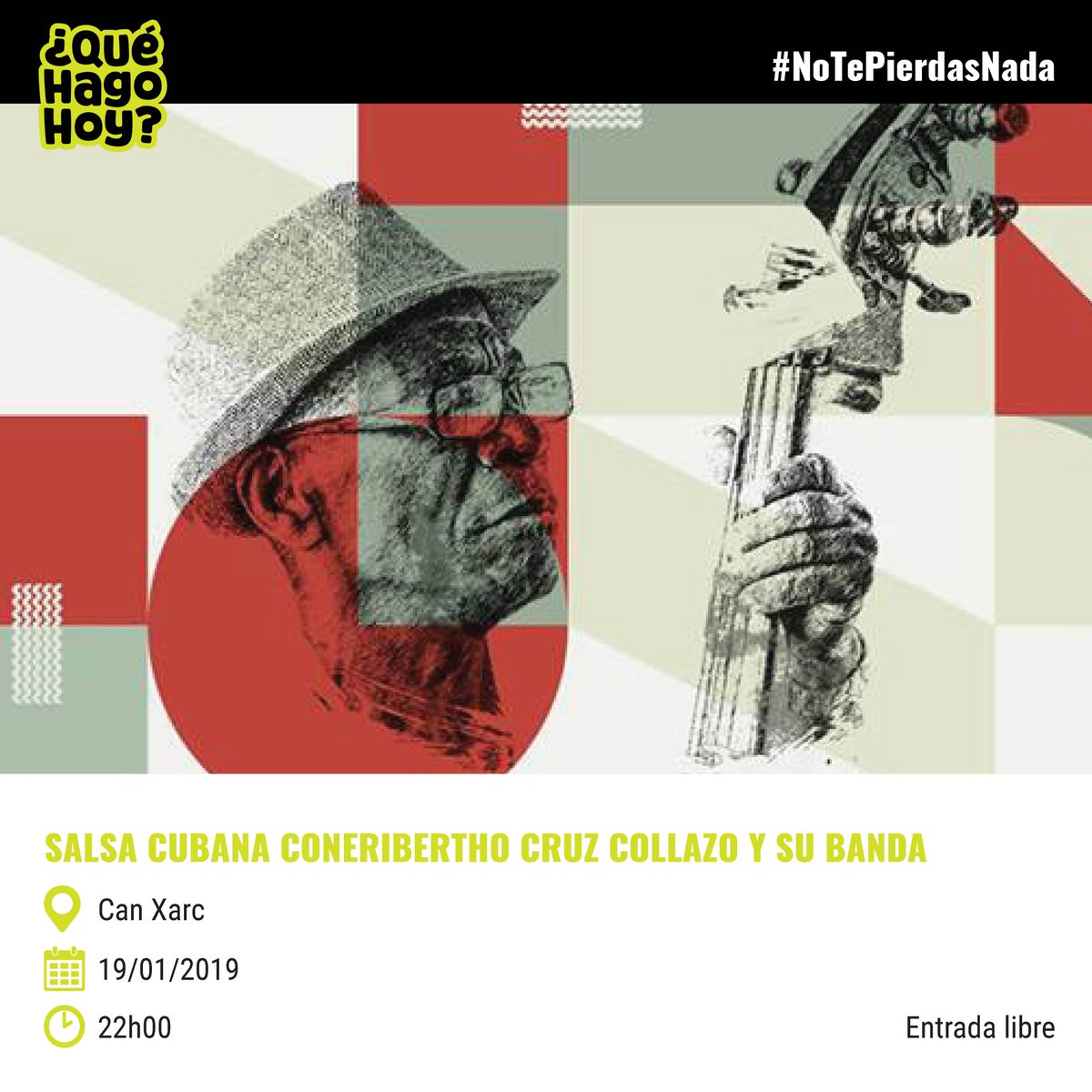 ¡Ritmos cubanos cada #sabado en el restaurante Can Xarc! A bailaaaaaar 💃💃💃  👉🏼 Más eventos: http://www.quehagohoyibiza.com    #notepierdasnada #hot #ibiza #music #friends #amazing #party