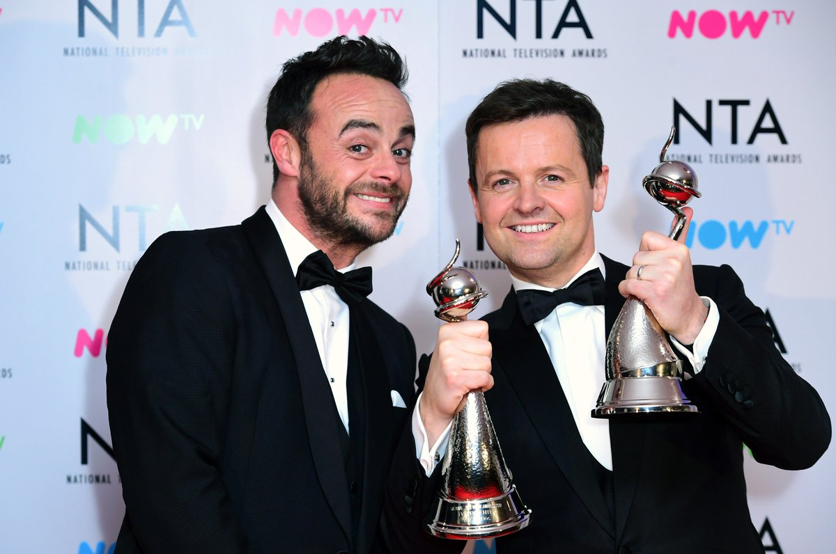 ITV News Tyne Tees's photo on Ant McPartlin