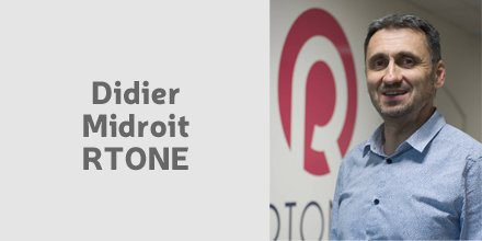 Image for the Tweet beginning: Zoom sur notre adhérent @Rtone_IoT,