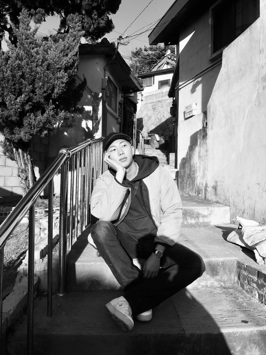 좋은 날씨 ☀️☀️ #RM