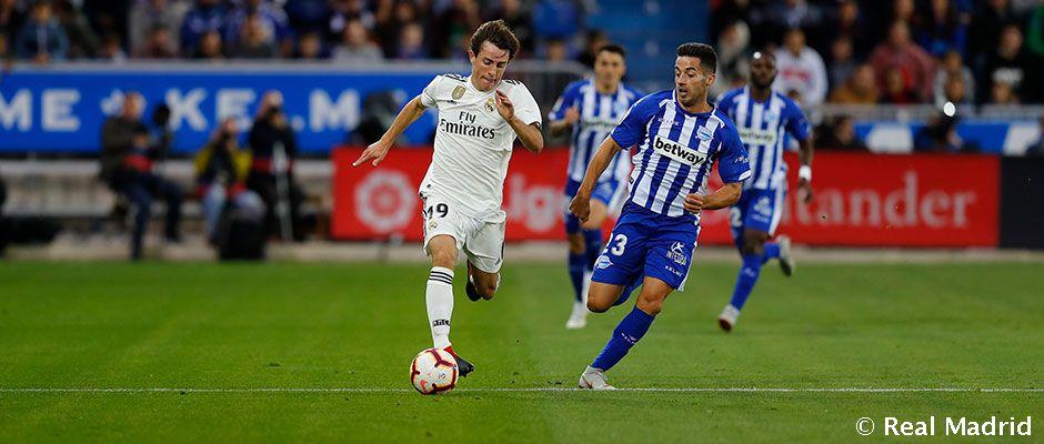 📌 HORARIO CONFIRMADO 👉 Jornada 22 | LaLiga 🆚 @Alaves 🏟 Santiago Bernabéu 🗓 Domingo, 3 de febrero ⏰ 20h45 #⃣ #RMLiga