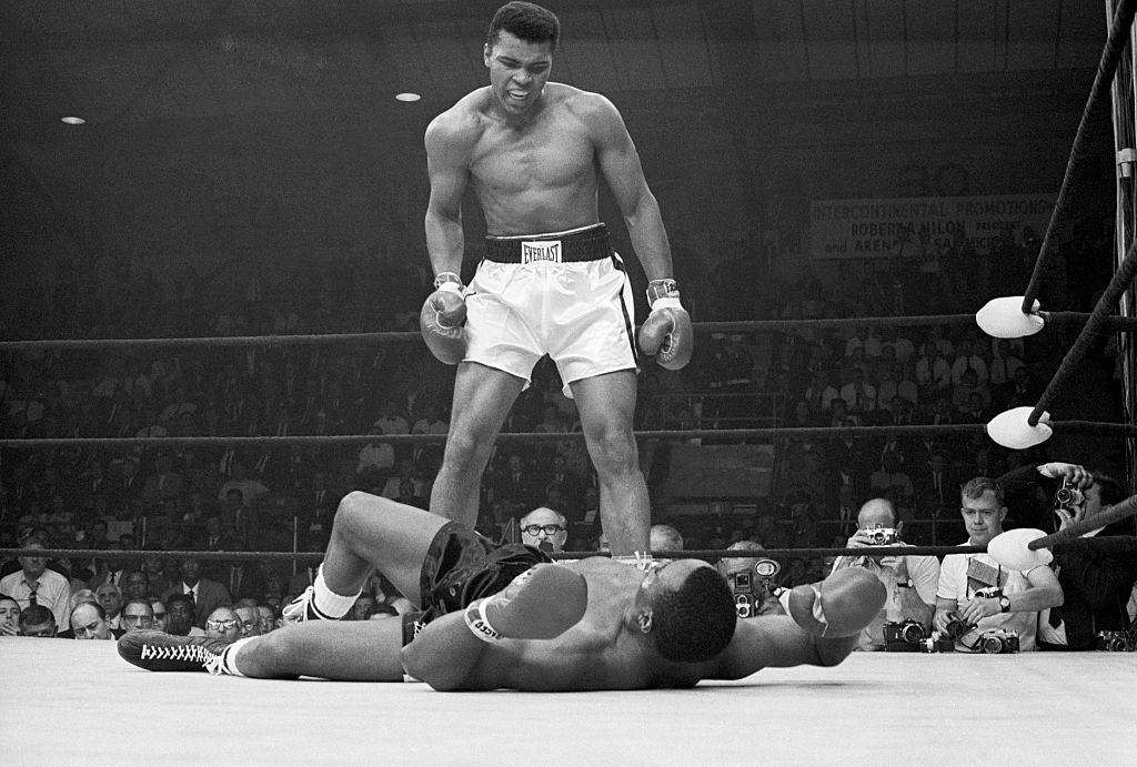 Happy Birthday to The Greatest!! Muhammad Ali would have turned 77 today.