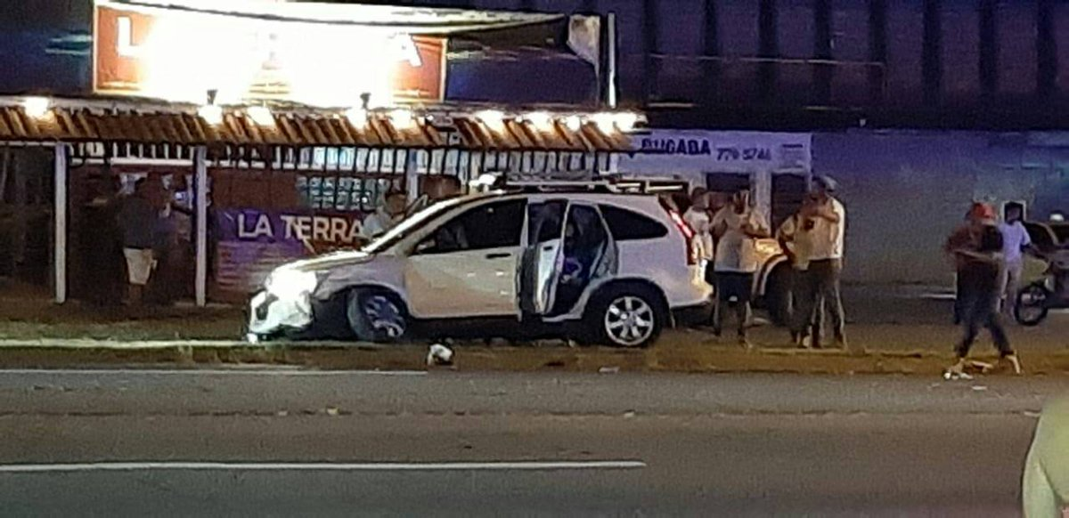 Reten Chiriqui On Twitter Anoche Hubo Un Accidente En La