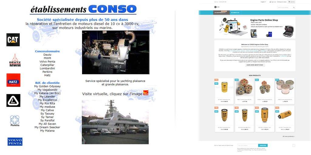 CONSO - Engine Parts, Maintenance & Servicing (@conso_shop