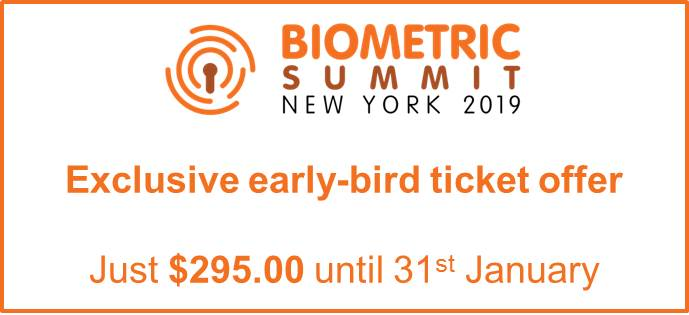 Biometric Summit New York 2019 is shaping up to be a really exciting event at @ThinkRiseNY with a unique combination of experts and industry leaders lined up for you to engage with. Earlybird ticket offer ends in 2 weeks so get your&#39;s before they all go!  https:// events.eventzilla.net/e/biometric-su mmit-new-york-2019-2138705918 &nbsp; …  <br>http://pic.twitter.com/AEzy0v0pzk