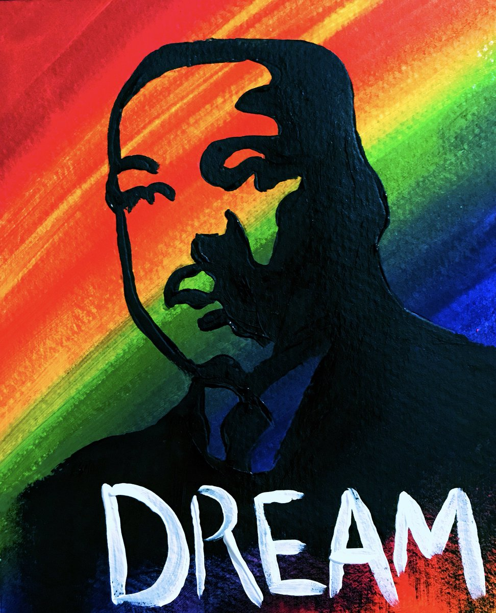 Join us Saturday Jan. 19th & Sunday Jan. 20th for our family-friendly Painting for Peace Weekend. In honor of #MLKDay ArtJamz is donating $5 per canvas order to local charity DC Central Kitchen. Learn more here: http://ow.ly/19vx30na9Hb