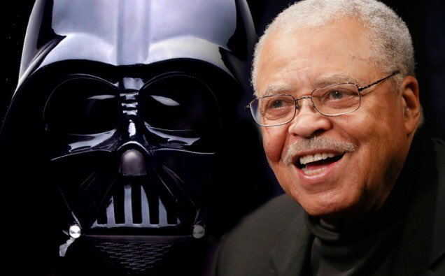 Happy birthday to James Earl Jones, the legendary voice behind the most iconic villain of all time! #MaytheForceBeWithYou #StarWars <br>http://pic.twitter.com/UYxBUt5nic