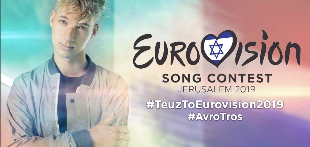 teuztoeurovision2019 hashtag on Twitter