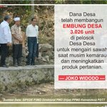 #jokowimembangundesa Twitter Photo