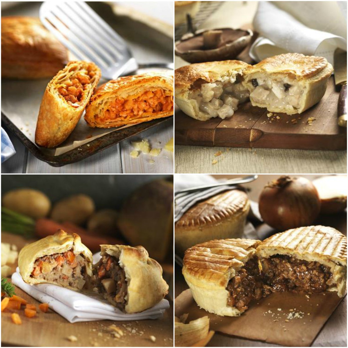 test Twitter Media - A few of our favourite products 😍🍴#beans #mincedbeef #chicken #mushroom #traditional #veg #beef #pasty #pie #lewispies #swansea https://t.co/pC0kMZxabx