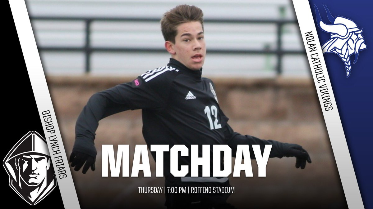 The Friars welcome Nolan to town tonight for a non-district clash at Roffino. | #NextPlay <br>http://pic.twitter.com/UOHWG1aAj6