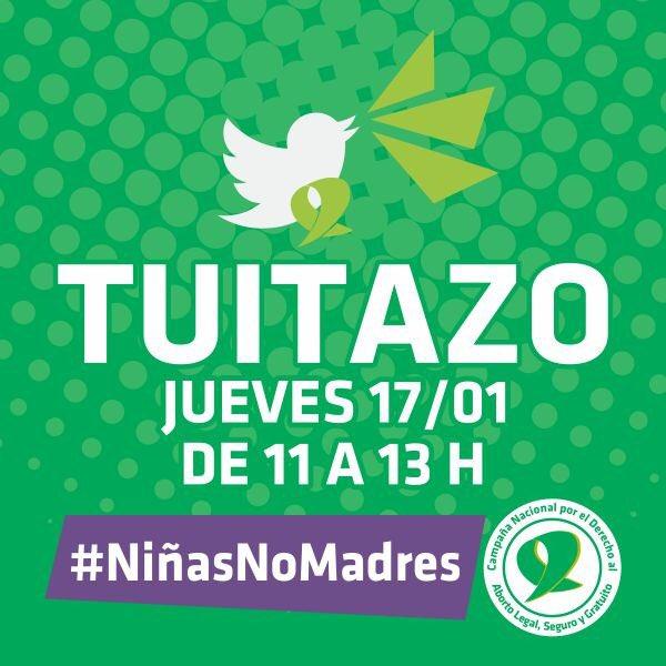Actrices Argentinas's photo on #NiñasNoMadres
