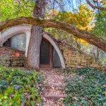 Hunker down in your own hobbit house for $275K. https://t.co/rewGz2mXb3