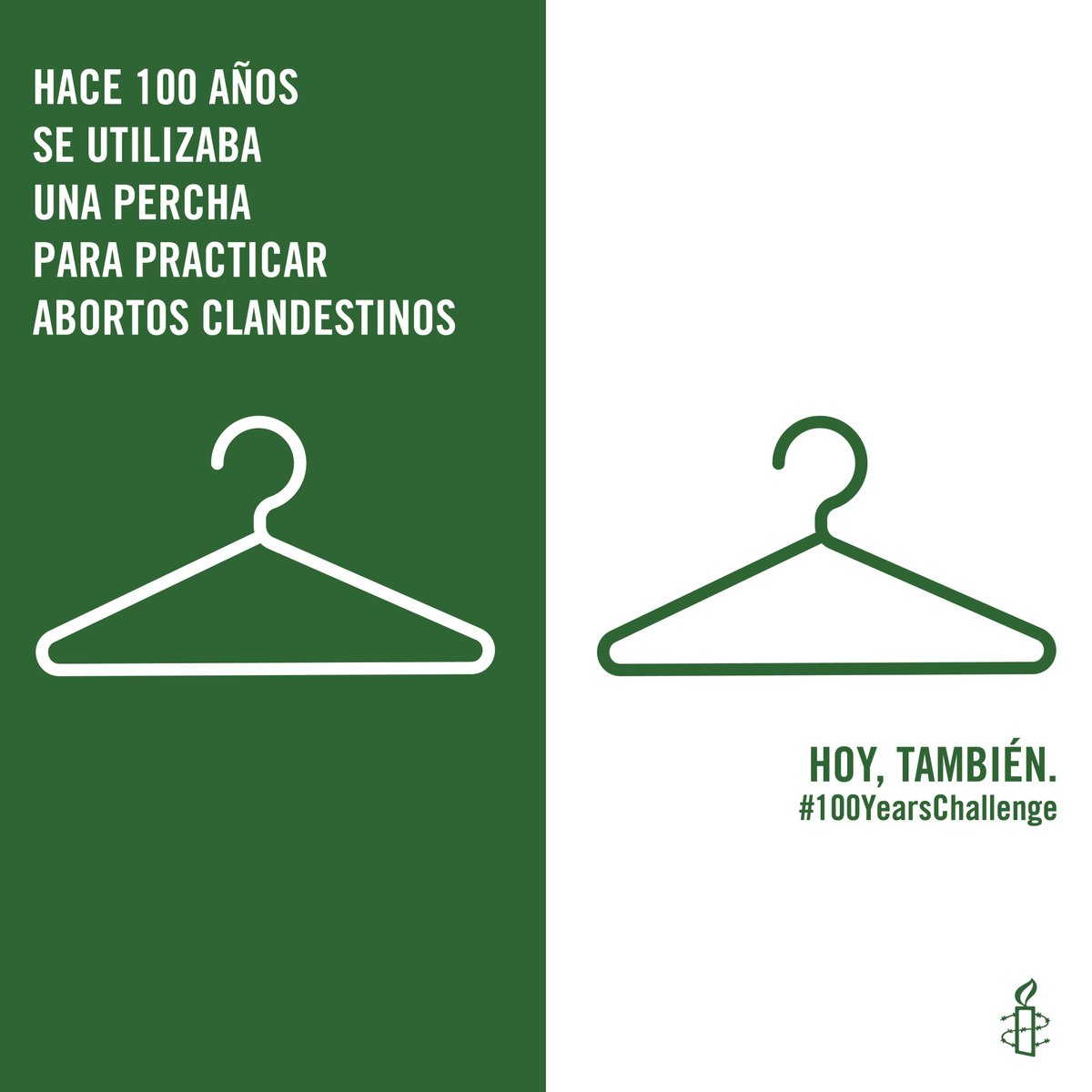 Amnistía Internacional Argentina's photo on #AbortoLegalYa