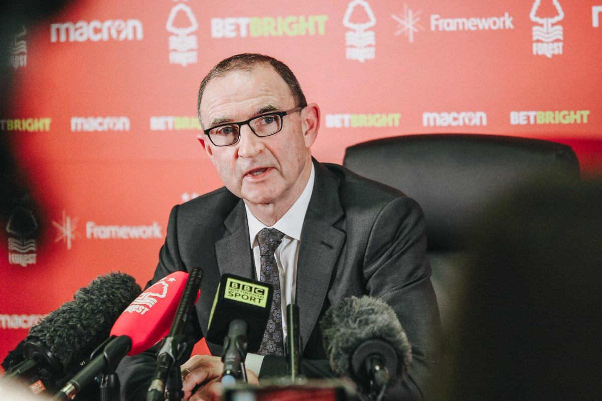 &quot;I am really looking forward to it. It has been a long time since the club has been in the big league so I hope that I can help to rectify that.&quot;  #WelcomeHomeMartin #NFFC <br>http://pic.twitter.com/thHdsZcW0C