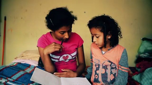 AJWitness - A teenage brother and sister from Honduras must take on the responsibility of raising their young siblings in Mexico when their mother is imprisoned.  The Other Side of the Wall, this week