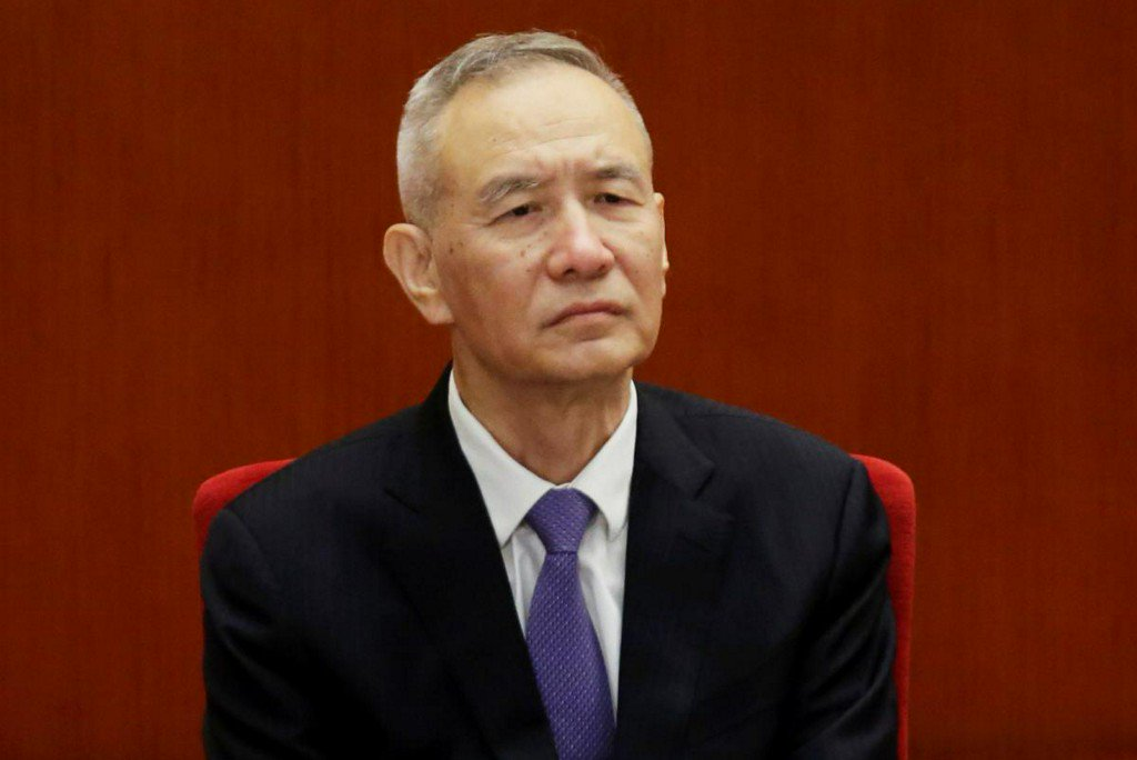 China confirms Vice Premier Liu to visit U.S. for trade talks January 30-31 https://reut.rs/2TUx1hm