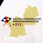 Image for the Tweet beginning: Morgen beginnt die Deutsch-Französische Energiewendewoche!