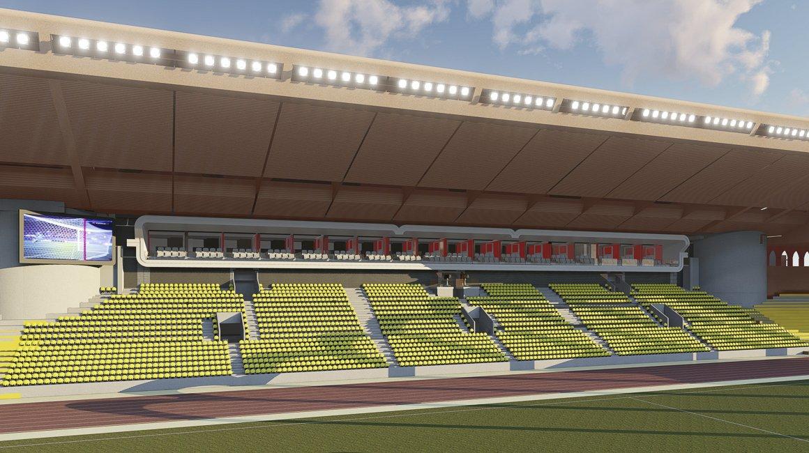 #TheNextLevel : Projet d'un nouvel espace ultra-moderne de loges avec une vue imprenable sur la pelouse du Stade Louis-II 🇮🇩  ℹ️➡️ https://www.asmonaco.com/las-monaco-devoile-ses-projets-thenextlevel/…