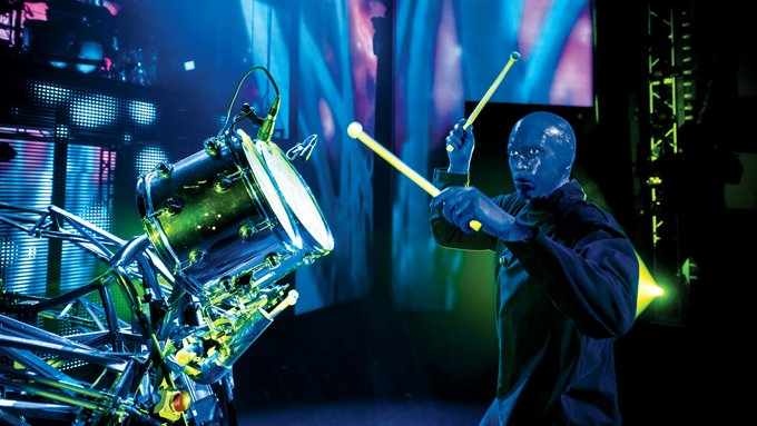 Blue Man Group World Tour Stopping In St Catharines Bitly2vszpxk