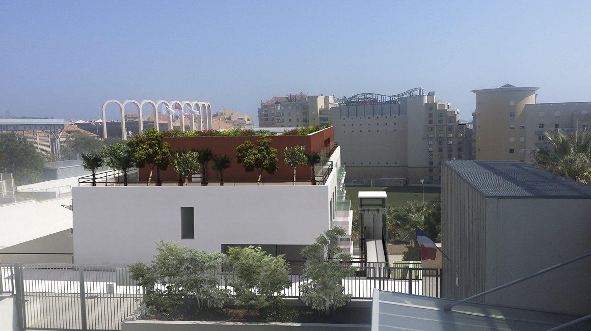 #TheNextLevel : l'Academy aura bientôt son propre centre d'hébergement et de vie quotidienne baptisé « La Diagonale ». Cet ensemble séparé en 2 blocs offrira aussi un centre médico-sportif ainsi qu'un espace balnéo.   ℹ️➡️ https://www.asmonaco.com/las-monaco-devoile-ses-projets-thenextlevel/…