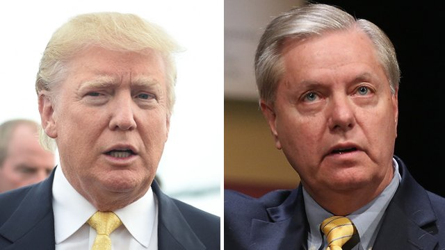 JUST IN: Graham hits Trump over 'inappropriate' move to cancel Pelosi's international travel https://t.co/vf7RLjkF0S