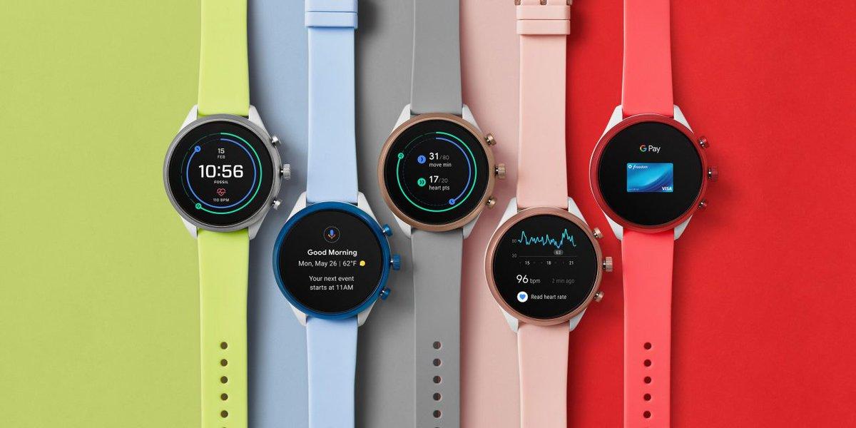 Google buys Fossil's secret smartwatch tech for $40 million https://t.co/6loXZDnKE8