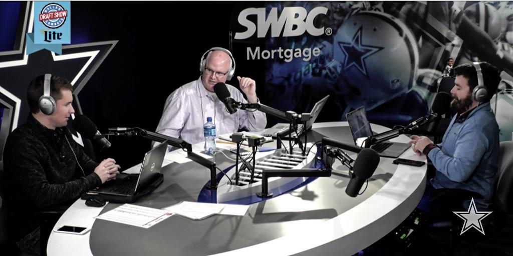 In the first #DallasCowboys Draft Show episode of the year, @BryanBroaddus, @dpbrugler and @HelmanDC set the scene for what to expect from this year's draft, as well as provide a preview of next week's Senior Bowl.  🎙 https://t.co/NziTtHatFY 📰 https://t.co/ralV8G5Cfp