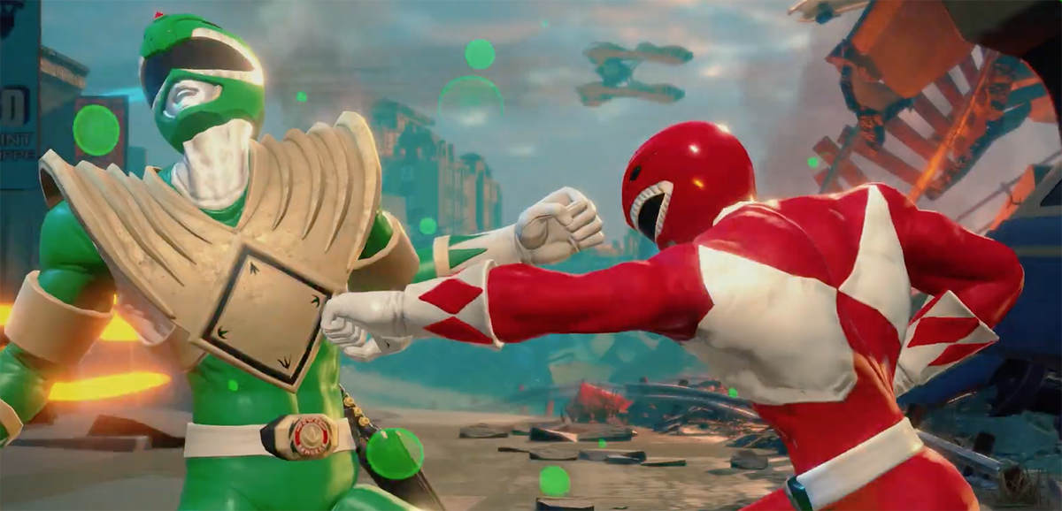 A New Power Rangers Fighting Game Is On The Way https://t.co/TvPXCpx1CH